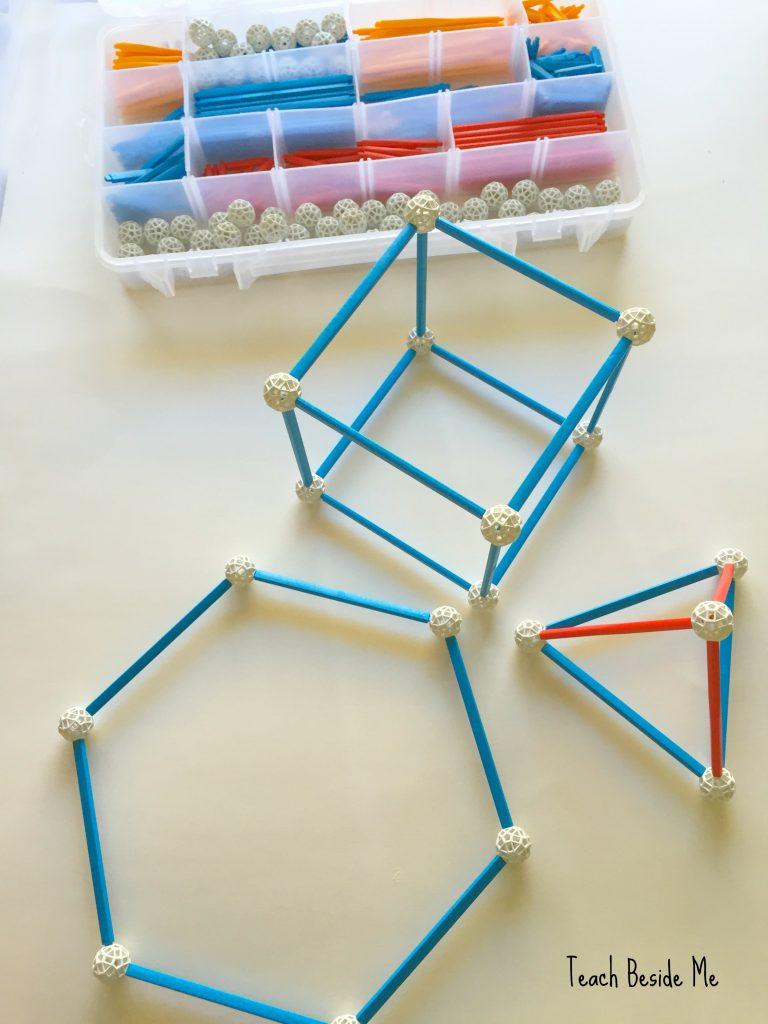 Zometools- geometric shapes building toys