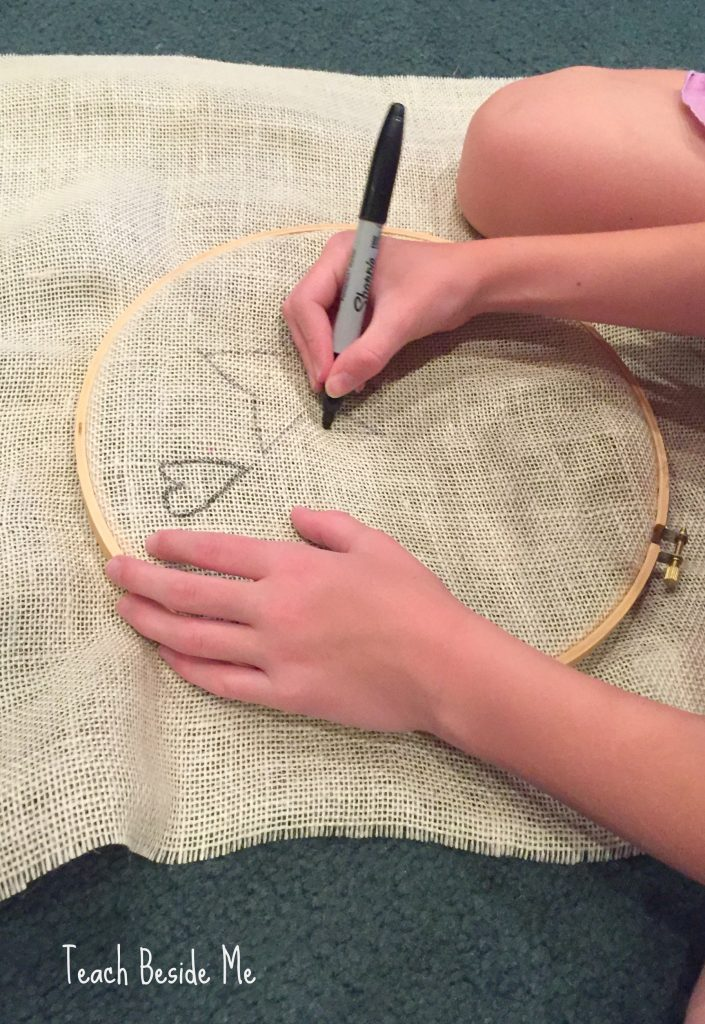 hand sewing for kids