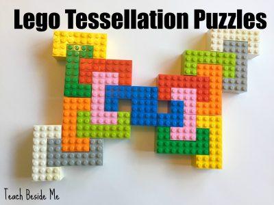 lego tessellation puzzles