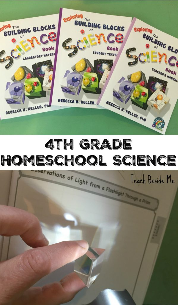 4th Grade Homeschool Science- Real Science 4 Kids