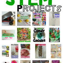 20 Elementary STEM Science Projects