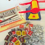 Candy Math: HERSHEY Weights and Measures
