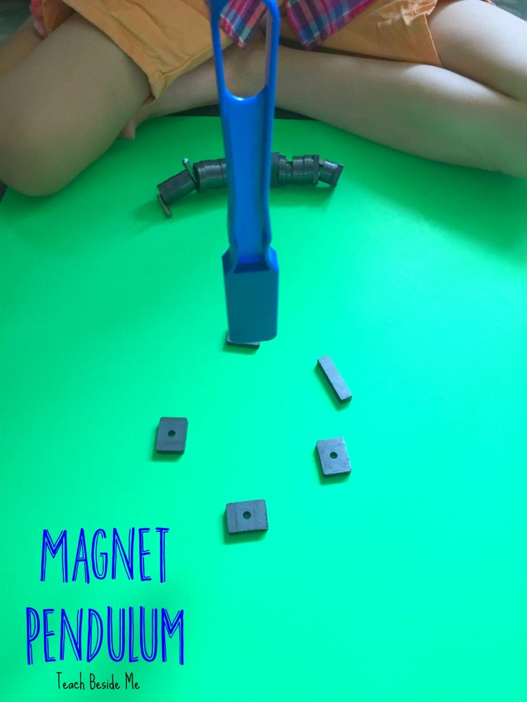 Magnet Science- Build a Magnet Pendulum