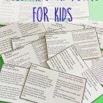 Motivational Poems for Kids to Memorize
