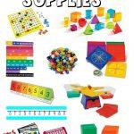 The BEST Hands-On Math Supplies