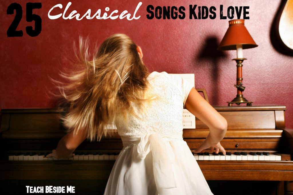 25 Classical Songs kids love to listen to