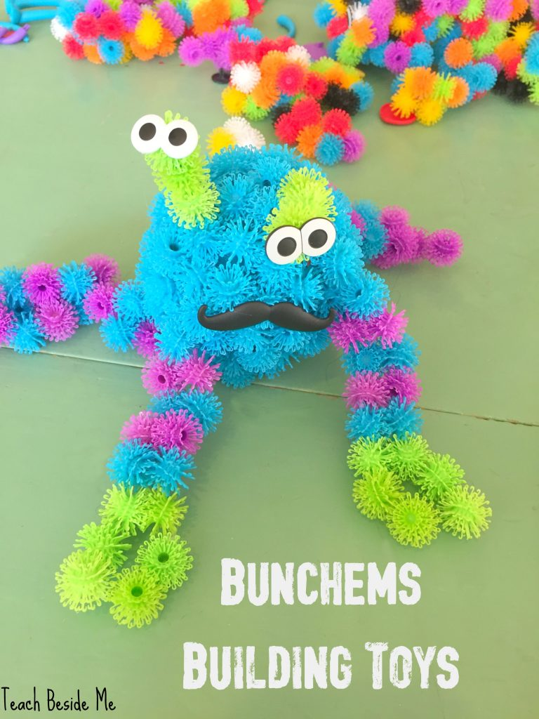 Bunchems- Toys that encourage creativity