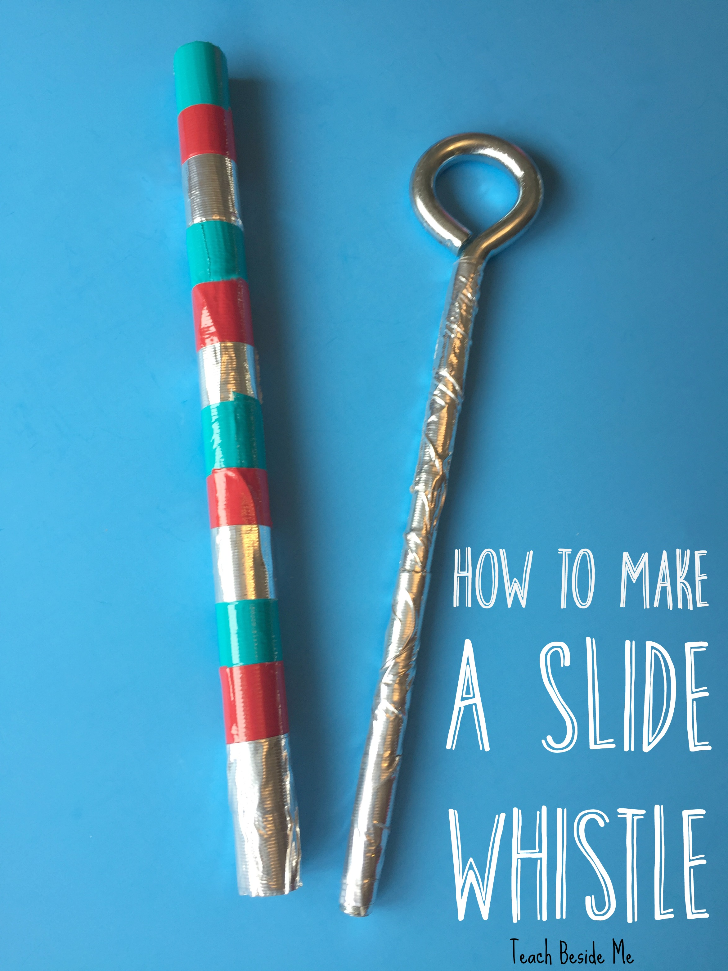 How to Make a Slide Whistle
