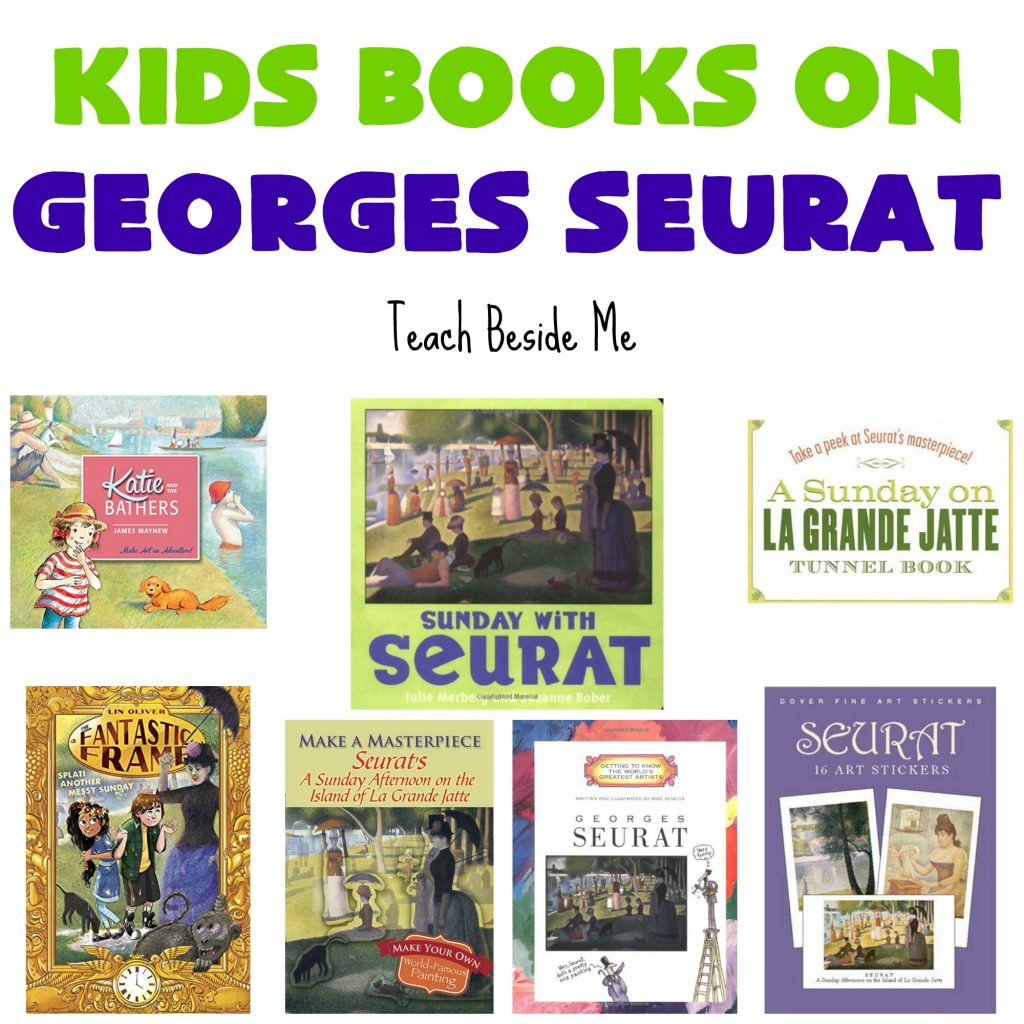 Kids Books on Georges Seurat
