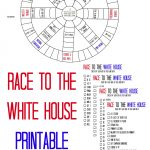Race to the White House- Presidential Election Game