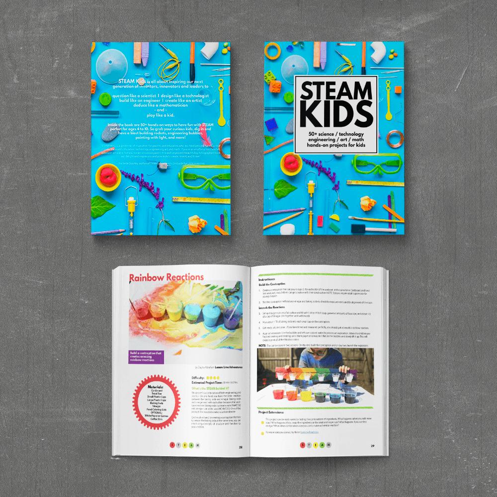 Best Science Experiment Books Teach Beside Me Fun Kids Circuit Experimentation Steam 3 Book Shot