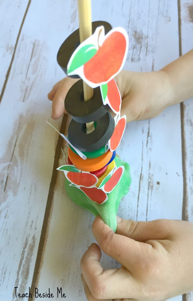 stacking-apples-levitating-magnets