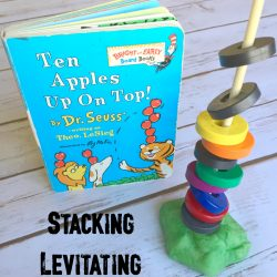 Storybook Science: Stacking Levitating Magnets