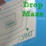 Water Drop Maze