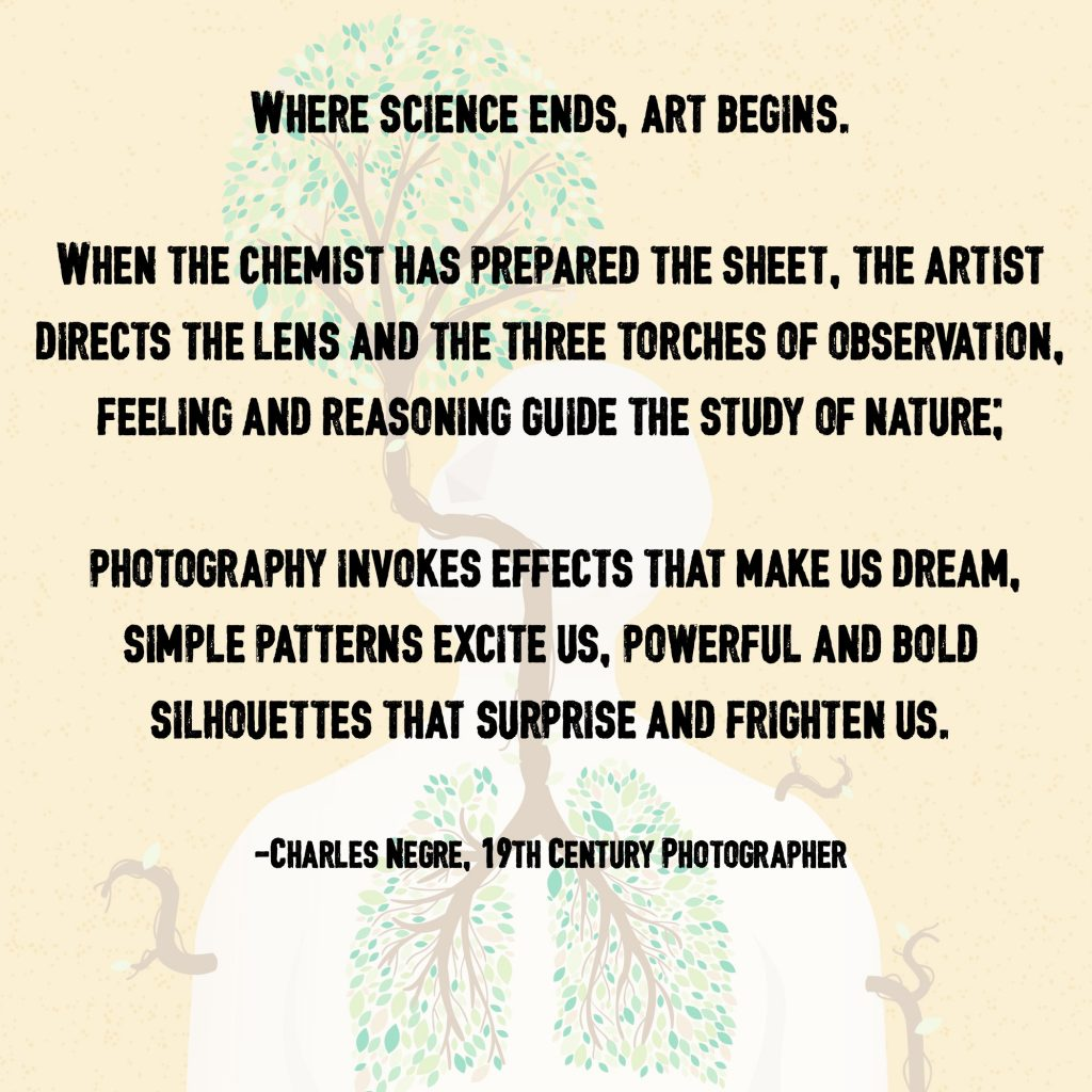 where-science-ends-art-begins