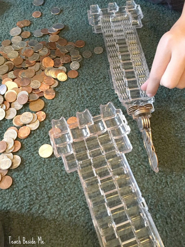coin-model-building-set