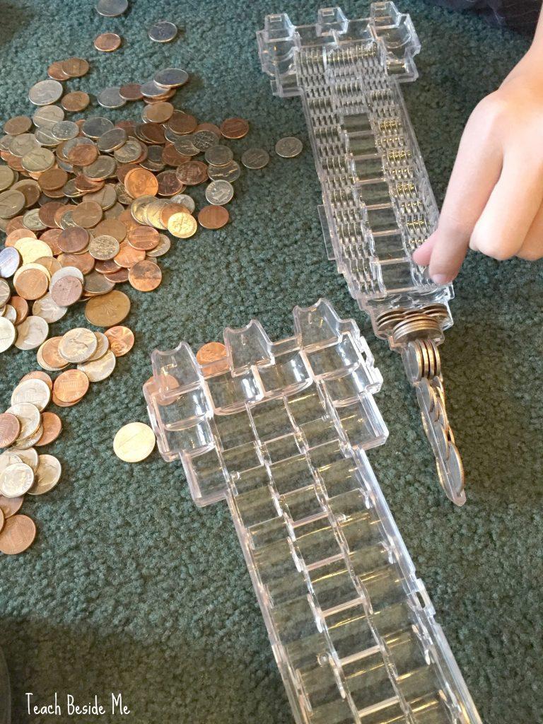 coin-model-building-set