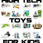 High-Tech Toys for Kids