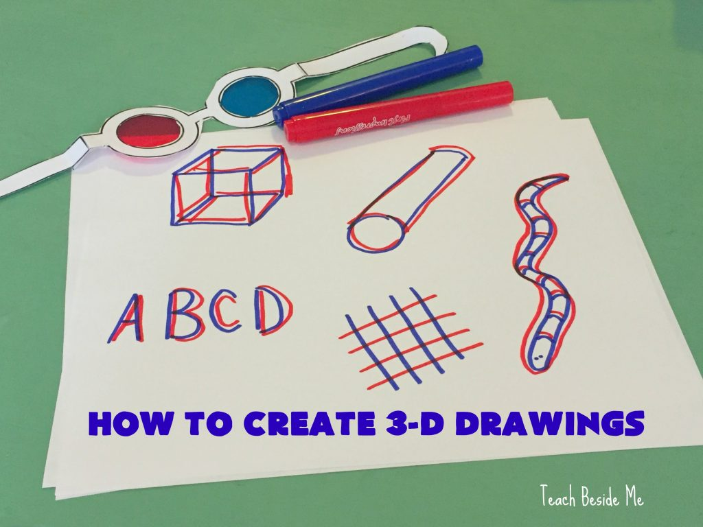How to Create 3-D Drawings