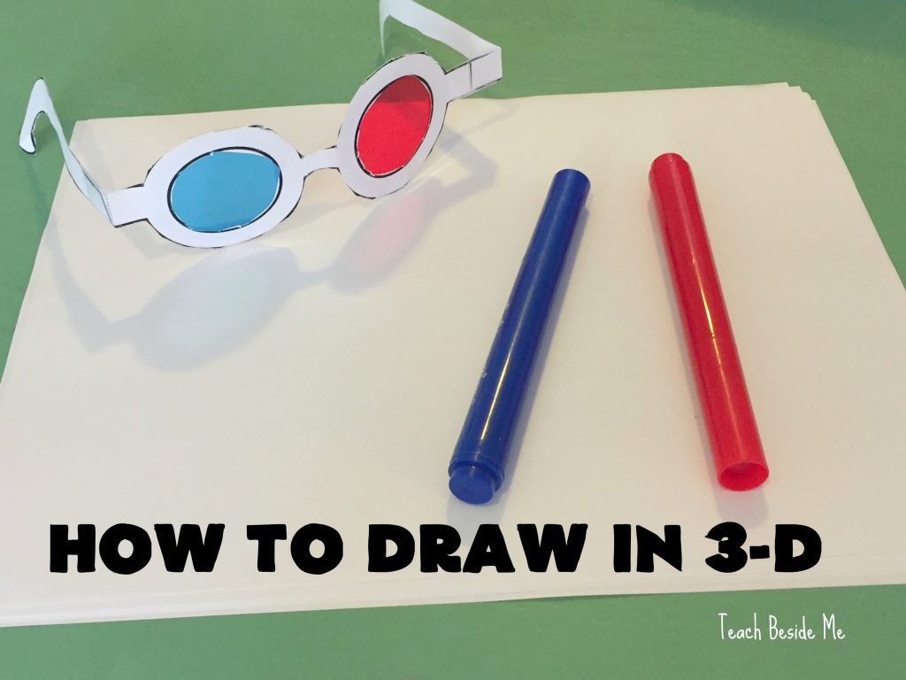 How to Draw 3-D Pictures