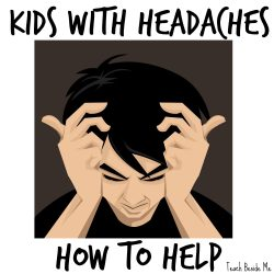 Helping Kids with Headaches: Natural Remedies