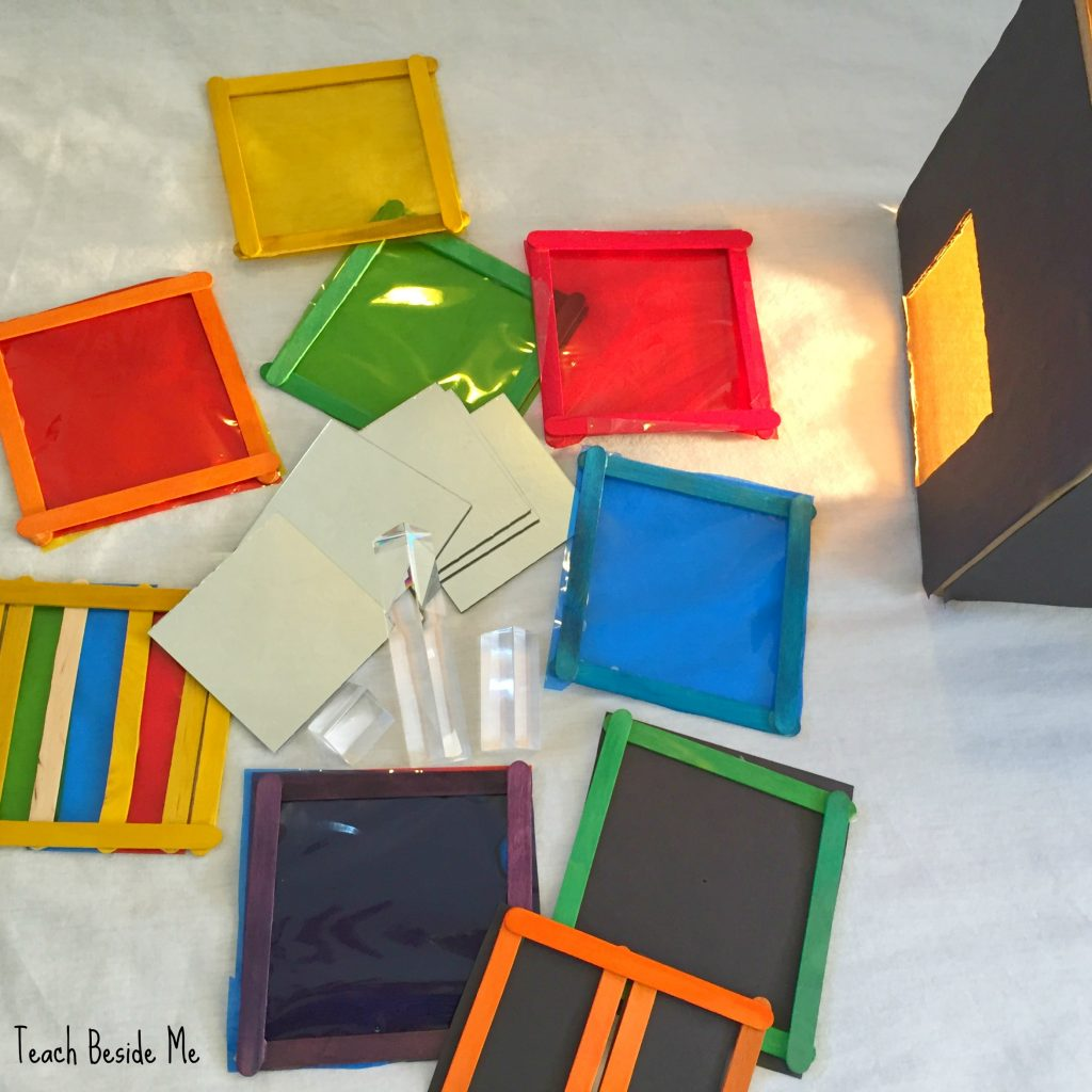light-box-color-science-experiments