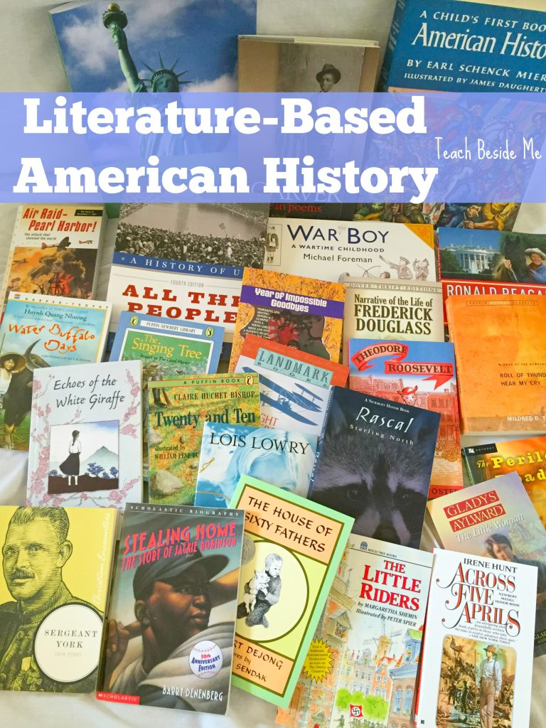 literature-based-american-history