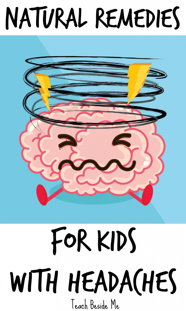 Natural Remedies for Kids with Headaches