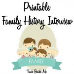 Family Interview for Parents & Grandparents