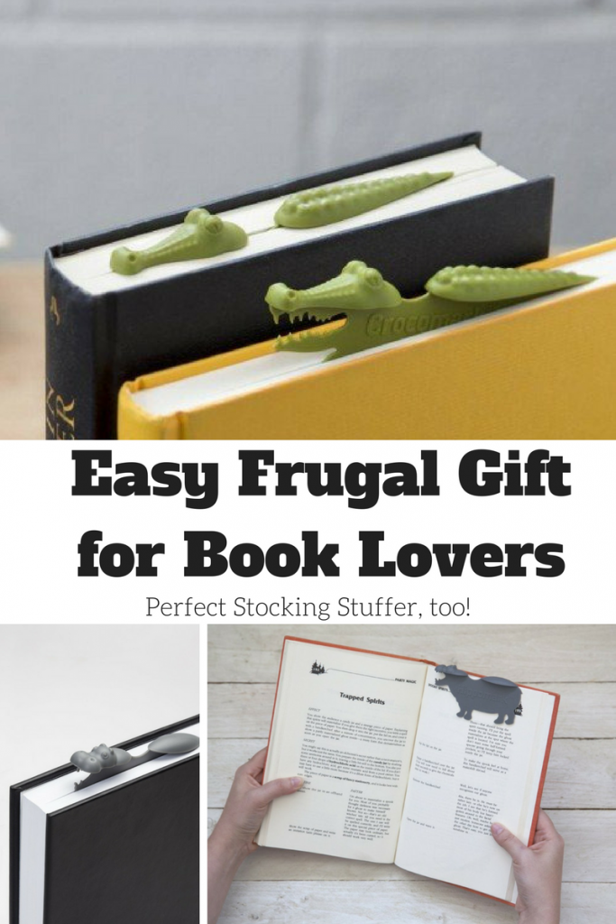 Unique bookmark gift for readers