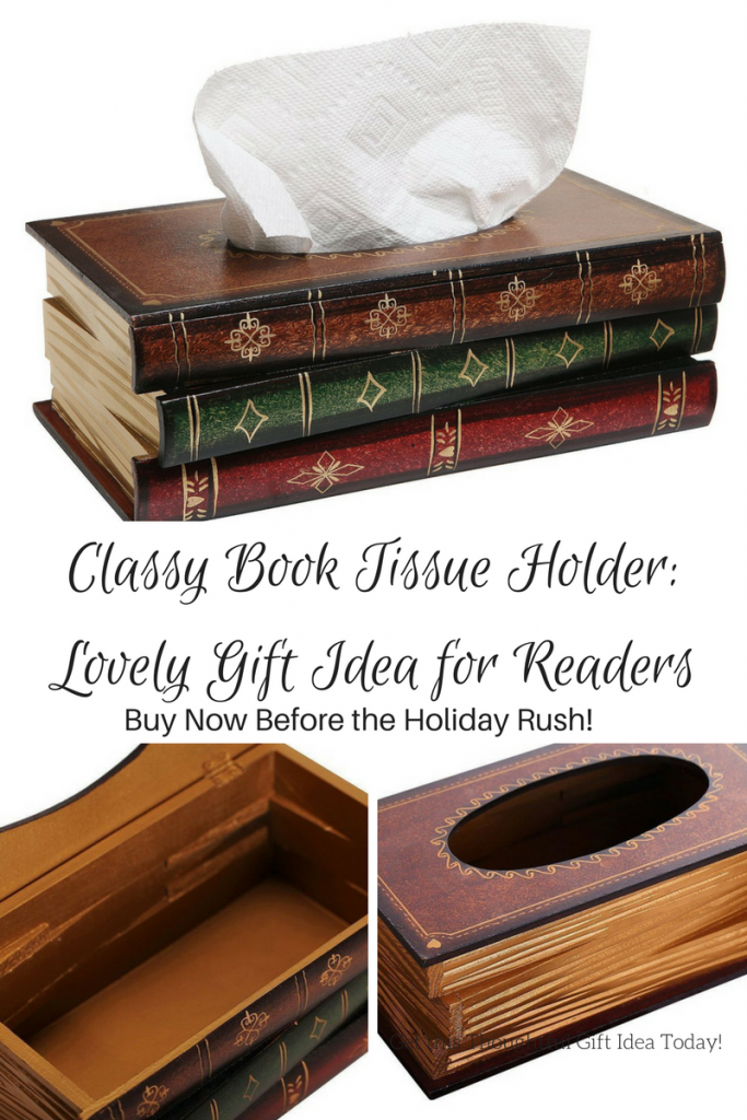 book tissue cover gift for libraries and book lovers