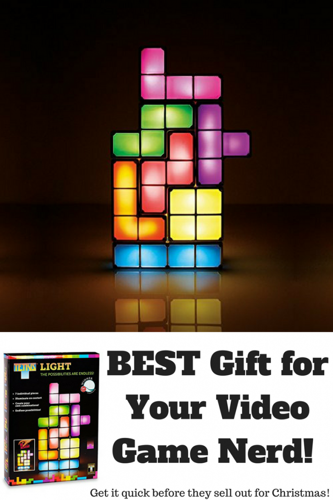 Video Game Nerd Gift Idea