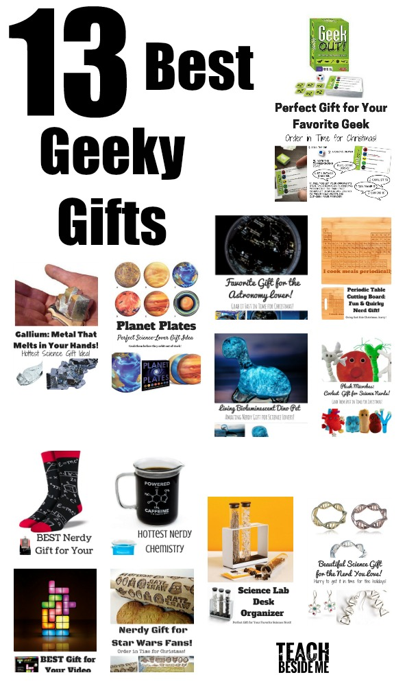 13 Best Geeky Gifts For Nerd Lover