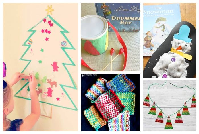 Christmas Book and Craft Series