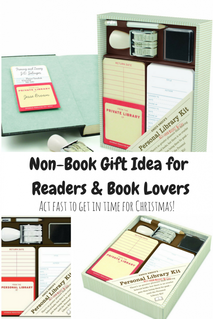personal library system gift for book lovers