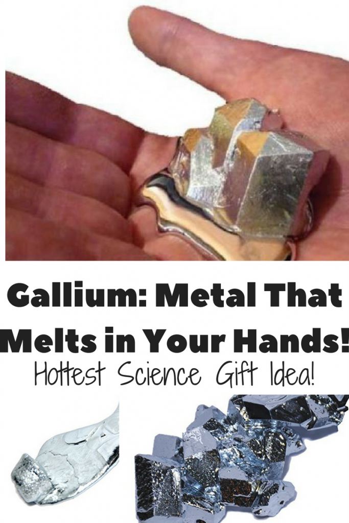 Cool Gallium Chemistry Gift For Science Nerds