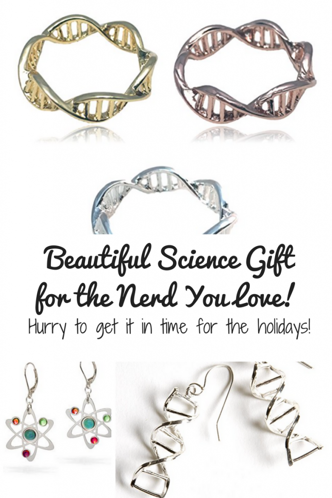 Science Jewelry gift