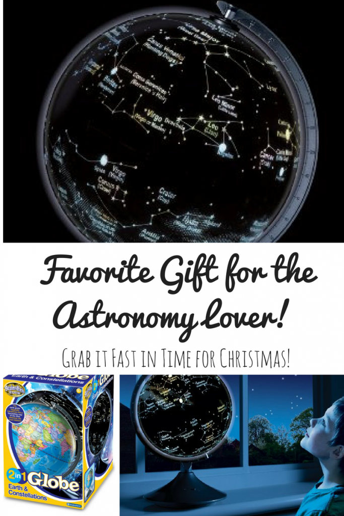 Celestial Glob Science Gift