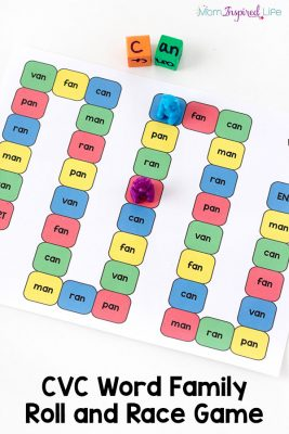 spelling game printable