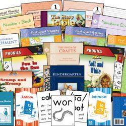Homeschool Kindergarten with Memoria Press