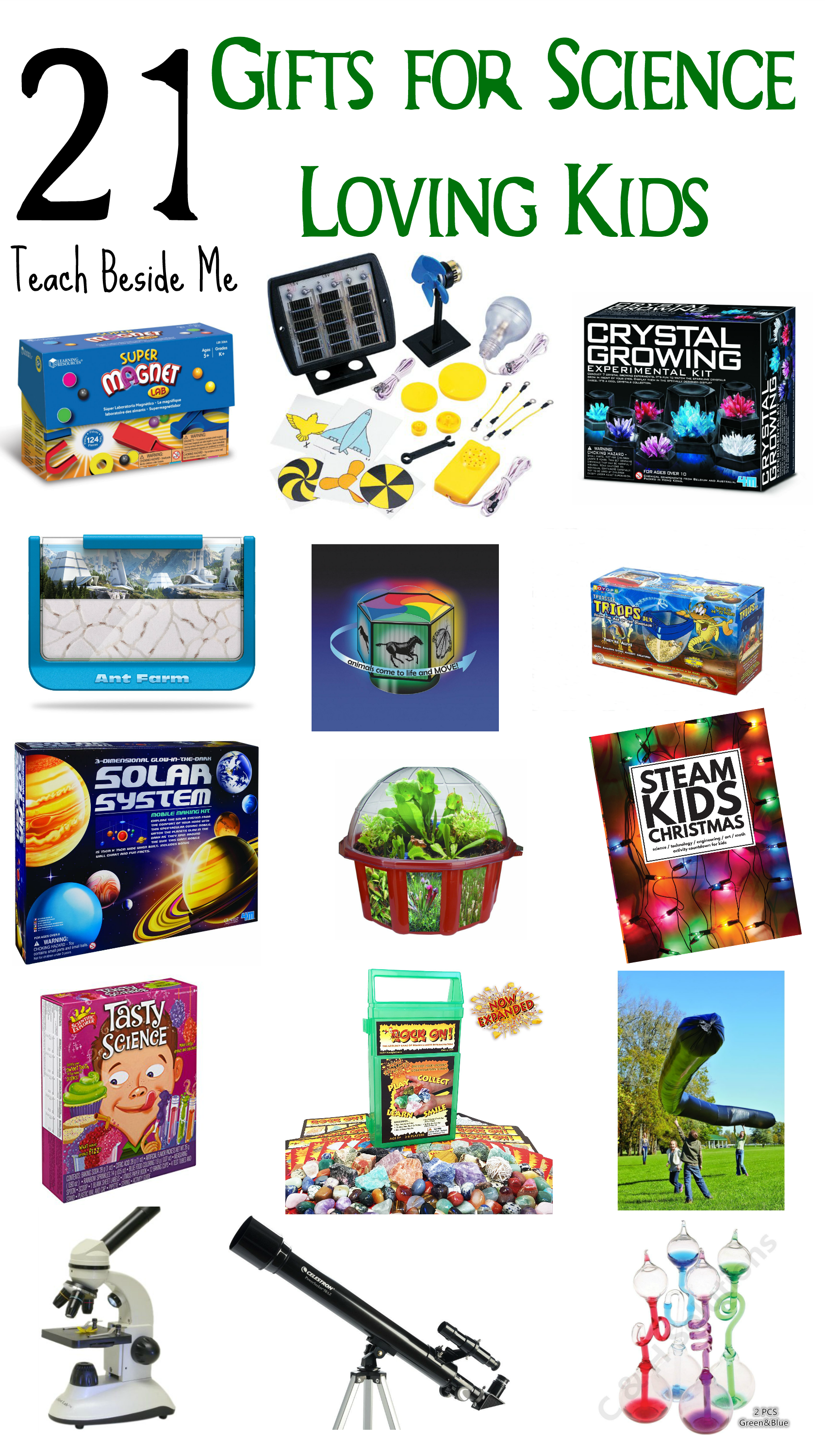 Science Toys For Teenagers : Science gifts for kids teach beside me