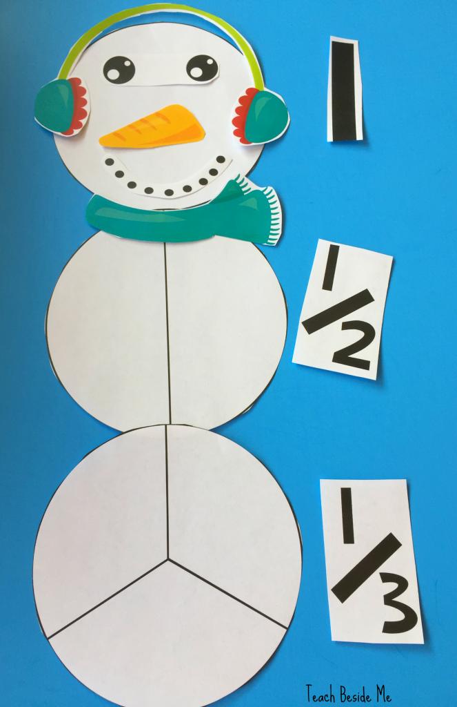 snowman-fractions