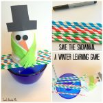 Save The Snowman: Winter Learning Game