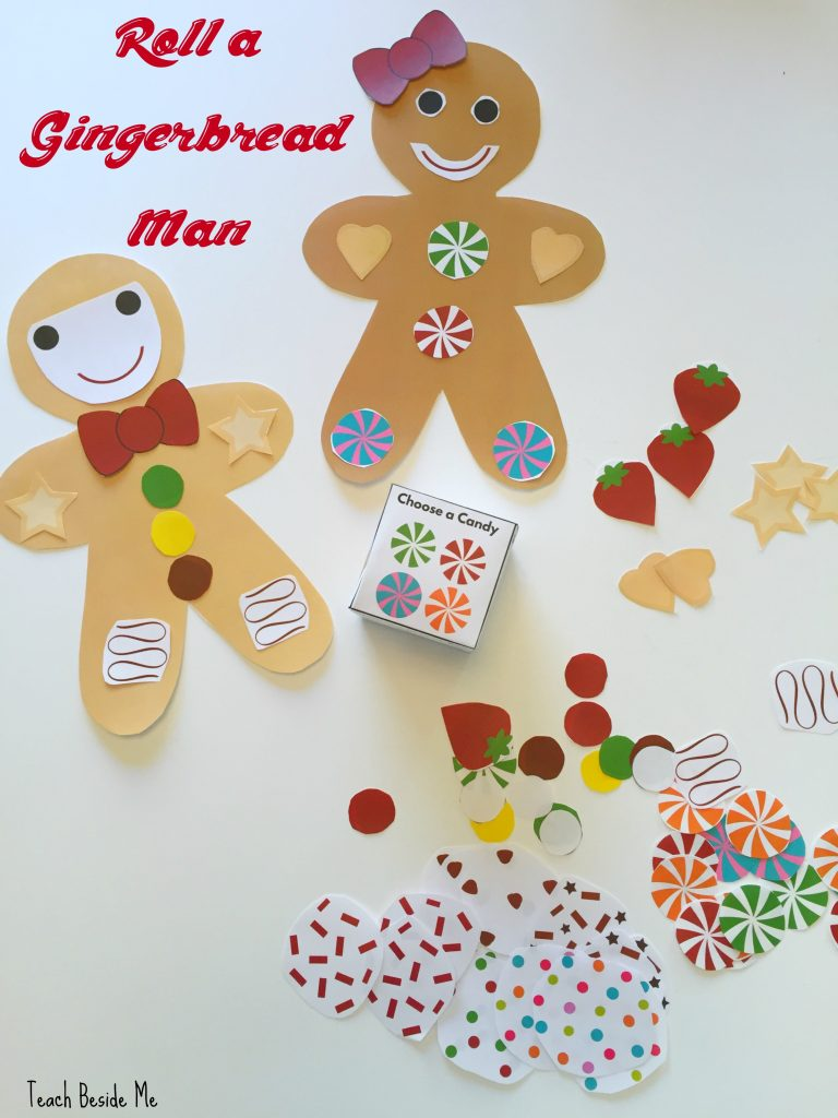 roll-a-gingerbread-man-game