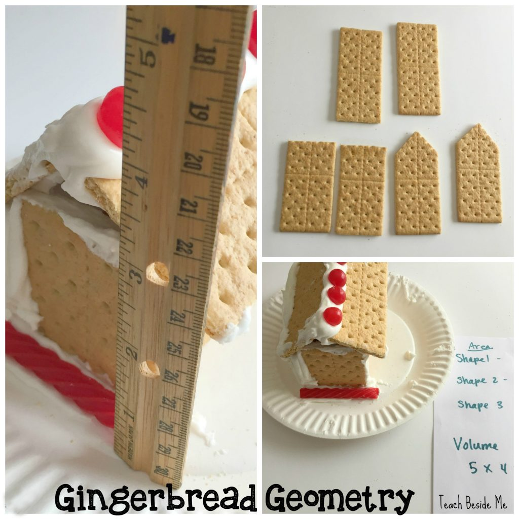 gingerbread house geometry