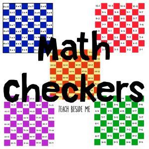 $ Math Checkers Bundle