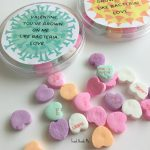 Printable Bacteria Science Valentines