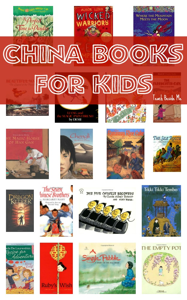 Read Around the World: China Unit