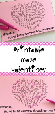Free Printable Valentine Riddle Cards  Teach Beside Me