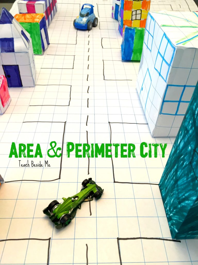 STEM Project: Area and Perimeter City